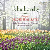 Play & Download Tchaikovsky: Complete Orchestral Suites by Radio-Sinfonieorchester Stuttgart | Napster