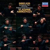 Sibelius: Symphony No. 1; Karelia Suite von Vladimir Ashkenazy