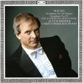 Mozart: Symphonies Nos. 38 & 39 by Christopher Hogwood