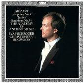 Mozart: Symphonies Nos. 41 & 34 van Christopher Hogwood