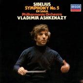 Sibelius: Symphony No. 5; En Saga von Vladimir Ashkenazy