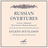 Play & Download Russian Overtures by Evgeny Svetlanov | Napster