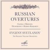 Russian Overtures by Evgeny Svetlanov