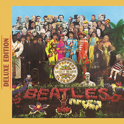 With A Little Help From My Friends (Remix) by The Beatles