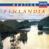 Sibelius: Finlandia; Karelia Suite; Tapiola; En Saga von Vladimir Ashkenazy