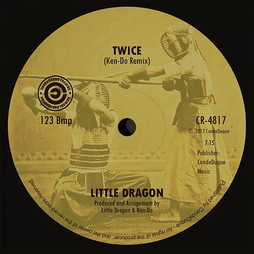 Twice (Ken-Do Remix) by Little Dragon
