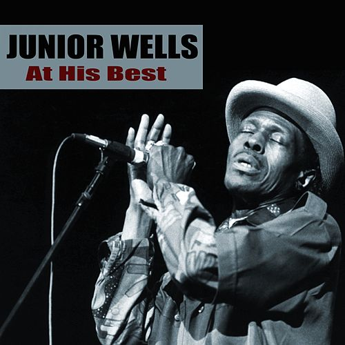 At His Best by Junior Wells
