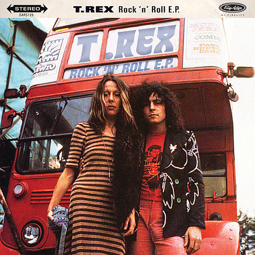 Rock N Roll E.P by T. Rex
