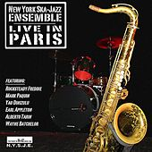 Live In Paris by New York Ska-Jazz Ensemble