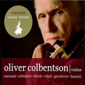 Play & Download Carmen-Fantasie by Oliver Colbentson | Napster