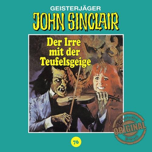 Tonstudio Braun, Folge 76: Der Irre mit der Teufelsgeige. Teil 1 von 2 von John Sinclair