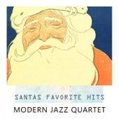 Santas Favorite Hits by Modern Jazz Quartet