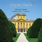 Haydn: Trios for Piano, Flute and Violoncello by Ieva Osa
