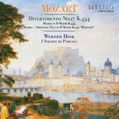 Mozart: Divertimento No. 17, K. 334 by I Solisti di Perugia