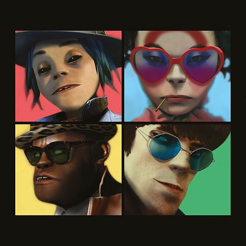 The Apprentice (feat. Rag'n'Bone Man, Zebra Katz & RAY BLK) di Gorillaz