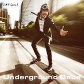 Underground Babe by L M X Spiral