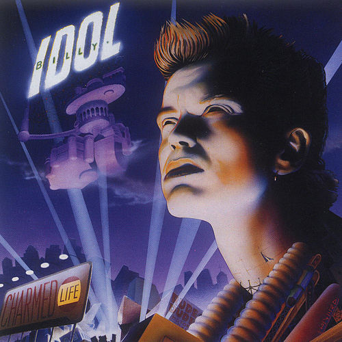 Charmed Life by Billy Idol