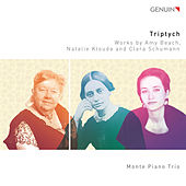 Triptych by Monte Piano Trio