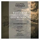 Georg Philipp Telemann/Selection from Fantasias for Solo Instruments Without Bass by Various Artists
