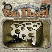 Folge 14: Rotes Blut und weißer Käse von Professor Dr. Dr. Dr. Augustus van Dusen