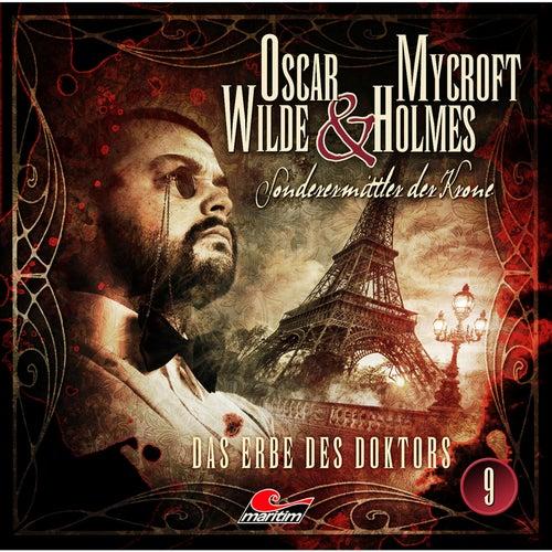 Sonderermittler der Krone, Folge 9: Das Erbe des Doktors von Oscar Wilde