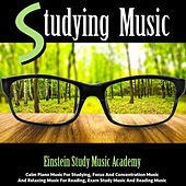 Studying Music: Calm Piano Music for Studying, Focus and Concentration by Einstein Study Music Academy (1)