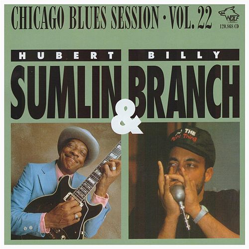 Play & Download Chicago Blues Session, Vol. 22 by Hubert Sumlin | Napster