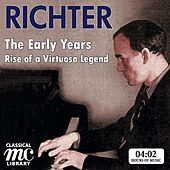 Play & Download Sviatoslav Richter – The Early Years: Rise of a Virtuoso Legend by Sviatoslav Richter | Napster