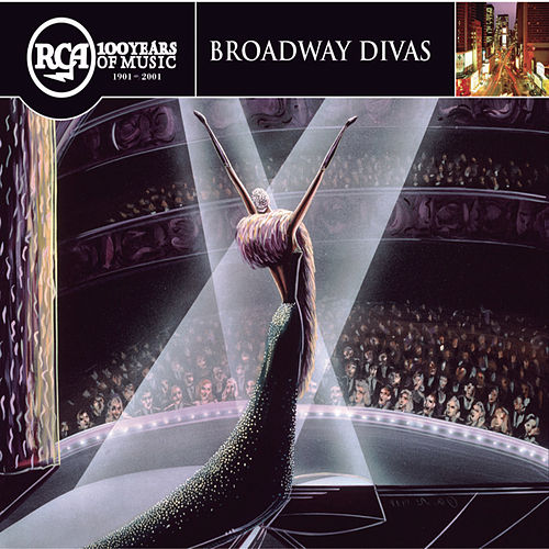 Broadway Divas by Various Artists