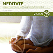 Play & Download Meditate by Peter Davison | Napster