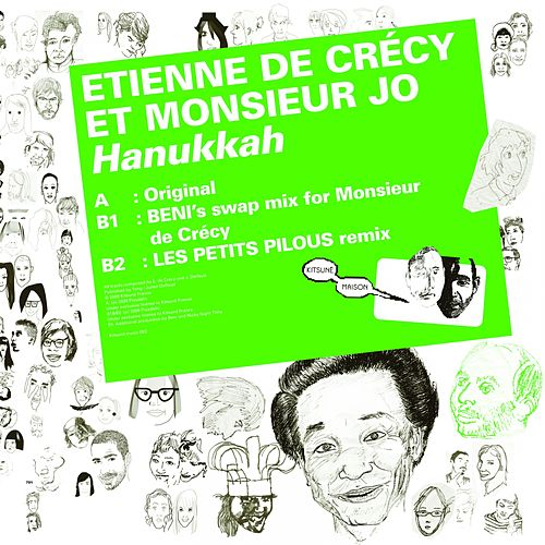 Play & Download Kitsuné: Hanukkah by Etienne de Crecy | Napster