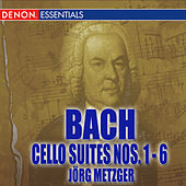 Play & Download Bach: Cello Suites BWV 1007-1012 by Jorg Metzger | Napster