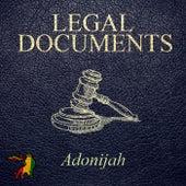Legal Documents by Adonijah