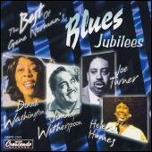 The Best Of The Blues Jubilees by Dinah Washington / Jimmy Whitherspoon / Joe Turner / Helen Humes