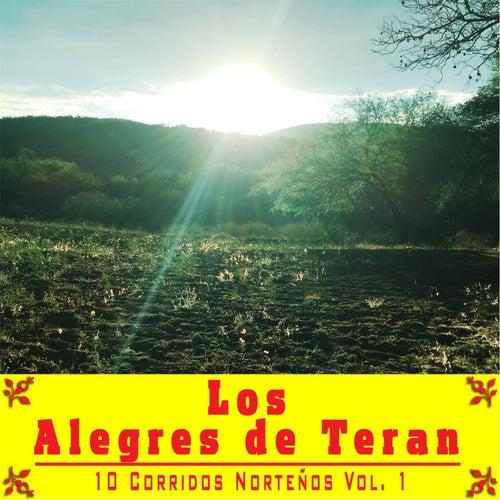 10 Corridos Norteños, Vol. 1 by Los Alegres de Teran