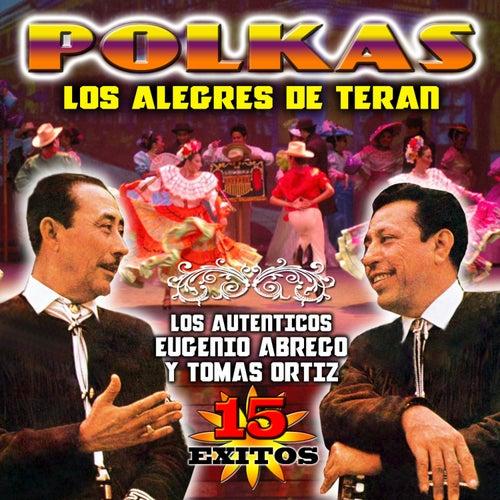 Polkas 15 Exitos de Los Alegres de Teran