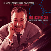 Live In Swing City by Lincoln Center Jazz Orchestra