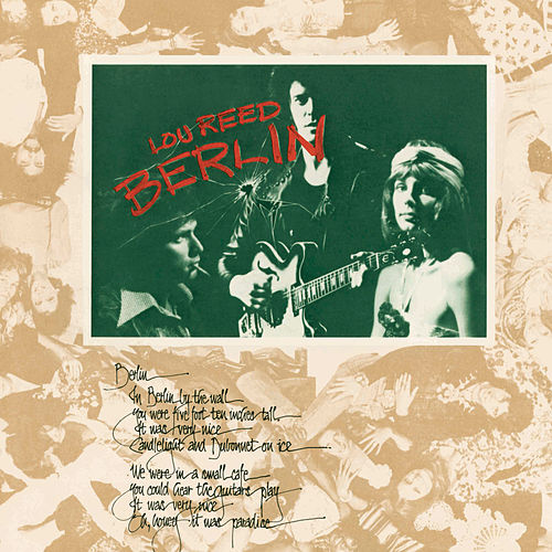 Play & Download Berlin by Lou Reed | Napster
