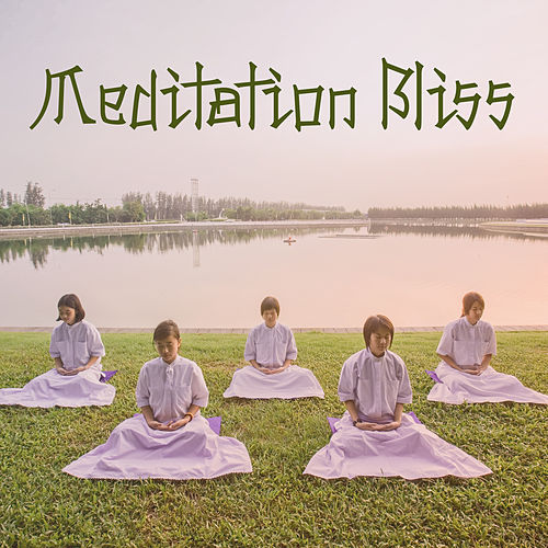 Meditation Bliss – Relaxing Music, Meditation Background Music, Helpful for Yoga Practice, Feel Zen Energy by Native American Flute