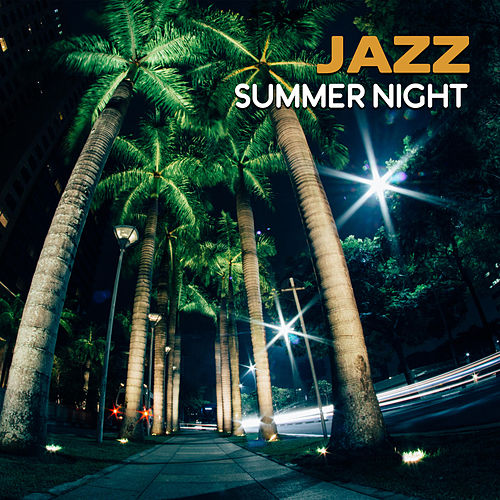 Jazz' Summer Night – Mellow Jazz, Pure Instrumental Music, Piano Bar, Saxophone Sounds de Acoustic Hits