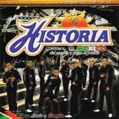 Rompiendo Barreras by La Historia Musical De Mexico