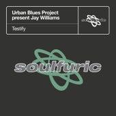 Testify (Urban Blues Project present Jay Williams) by Jay Williams