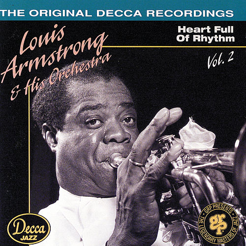 Heart Full Of Rhythm Vol. 2 by Louis Armstrong