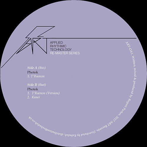 T'Raenon Remastered Edition by Photek