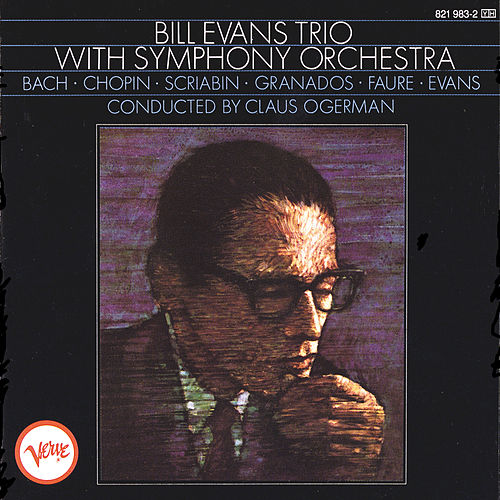 With Symphony Orchestra by Bill Evans
