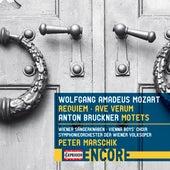 Mozart: Requiem & Ave verum corpus - Bruckner: Motets by Various Artists