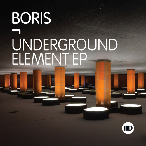 Underground Element EP by Boris