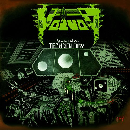Killing Technology (Expanded Edition) by Voivod