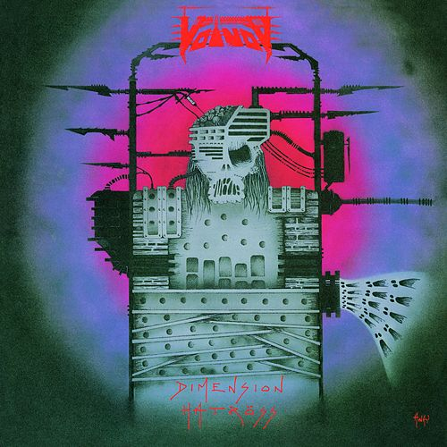 Dimension Hatröss (Expanded Edition) by Voivod