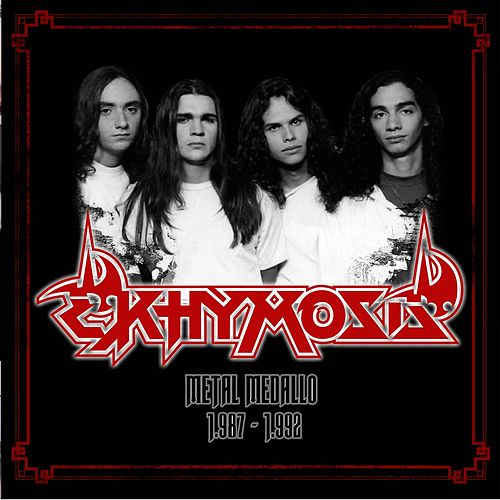 Metal Medallo 1987-1992 by Ekhymosis